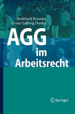 Abbildung von Boemke / Danko   AGG im Arbeitsrecht   2007