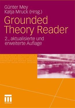 Abbildung von Mey / Mruck | Grounded Theory Reader | 2., aktualisierte und erweiterte | 2011