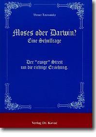Abbildung von Lesanovsky | Moses oder Darwin? Eine Schulfrage | 2000