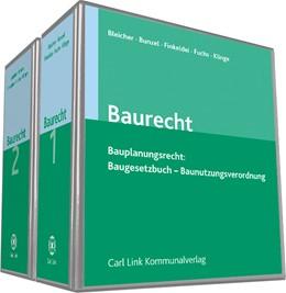 Abbildung von Bunzel / Finkeldei / Engel / Bleicher / Klingel / Wecker | Baurecht | Loseblattwerk mit Aktualisierungen | 2018 | Bauplanungsrecht: BauGB - Baun...