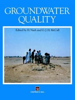 Abbildung von Nash / McCall | Groundwater Quality | 1994