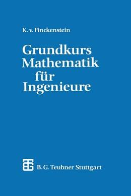 Abbildung von Finckenstein | Grundkurs Mathematik für Ingenieure | 1991