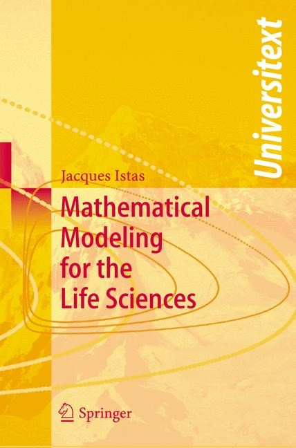 Abbildung von Istas | Mathematical Modeling for the Life Sciences | 2005
