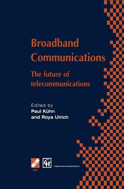 Abbildung von Kühn / Ulrich   Broadband Communications   1998