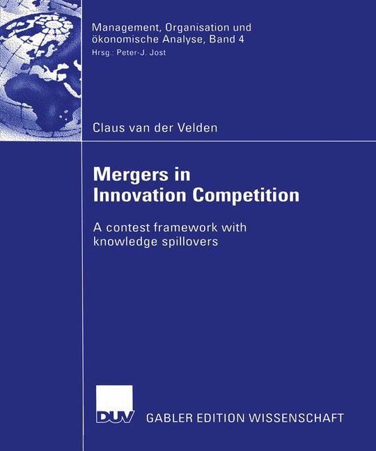 Abbildung von van der Velden   Mergers in Innovation Competition   2005