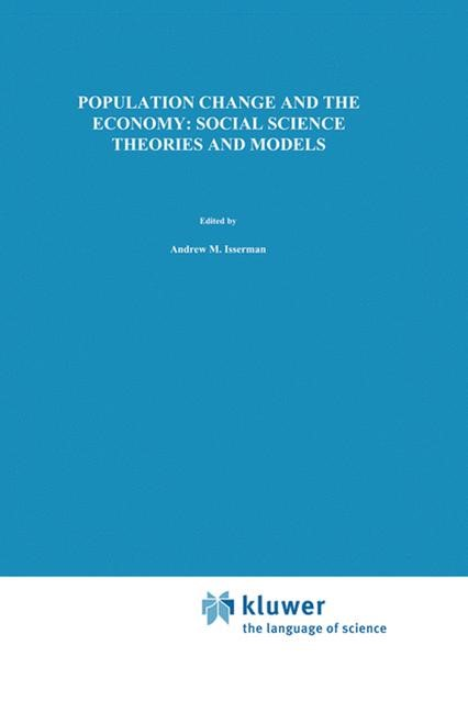 Abbildung von Isserman   Population Change and the Economy: Social Science Theories and Models   1986   1985