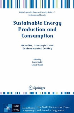 Abbildung von Barbir / Ulgiati | Sustainable Energy Production and Consumption | 2008 | Benefits, Strategies and Envir...