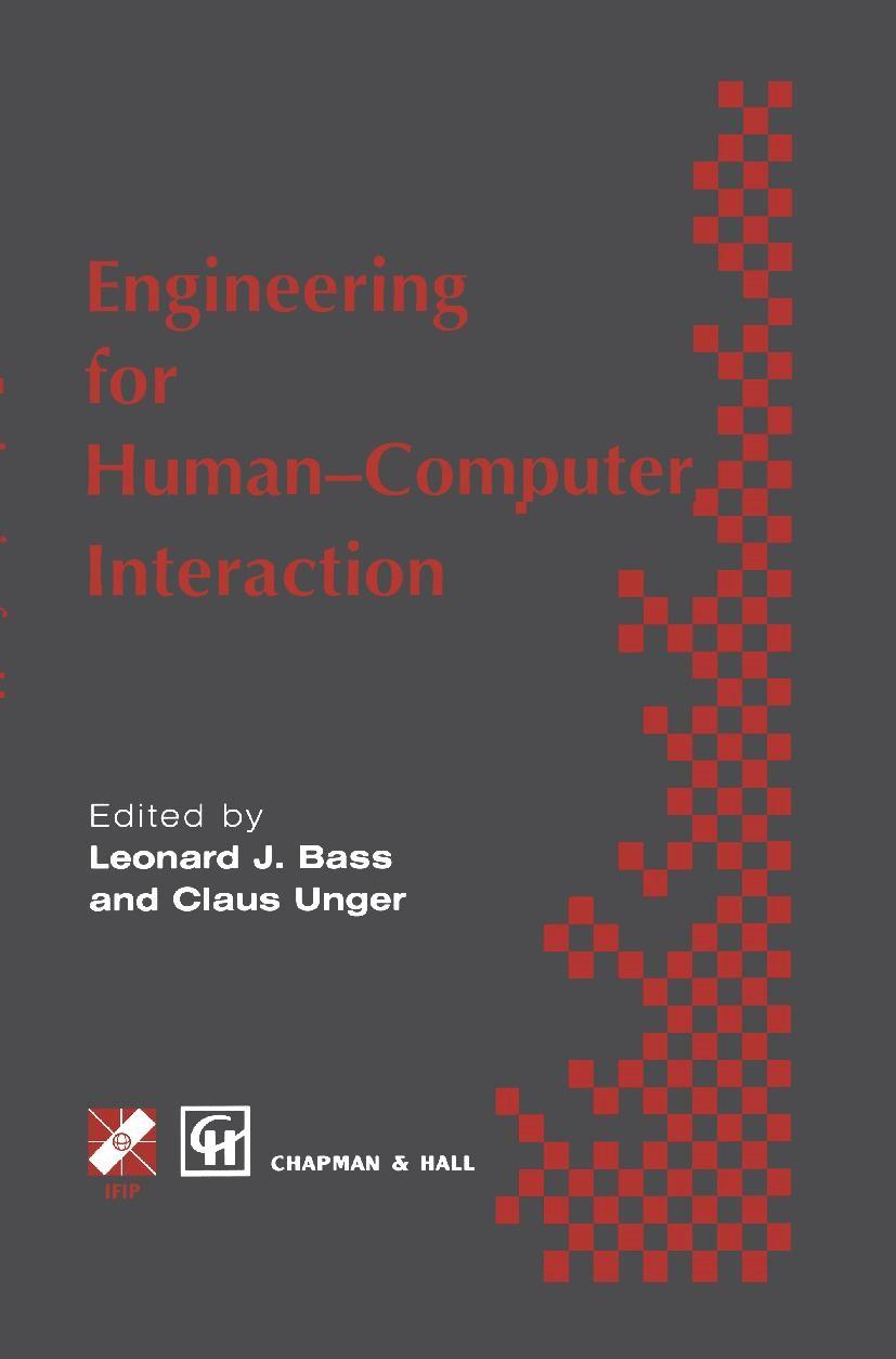 Abbildung von Unger / Bass | Engineering for HCI | 1996