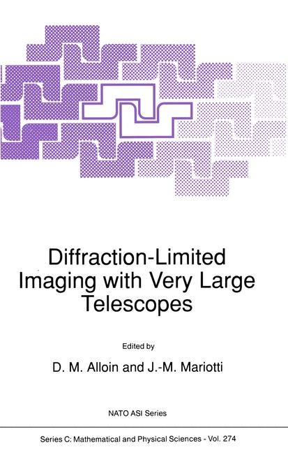 Abbildung von Alloin / Mariotti | Diffraction-Limited Imaging with Very Large Telescopes | 1989