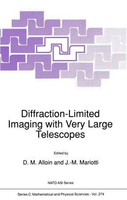 Abbildung von Alloin / Mariotti | Diffraction-Limited Imaging with Very Large Telescopes | 1989 | 274