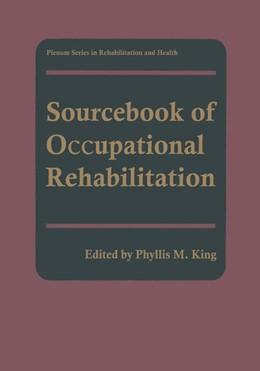 Abbildung von King   Sourcebook of Occupational Rehabilitation   1998