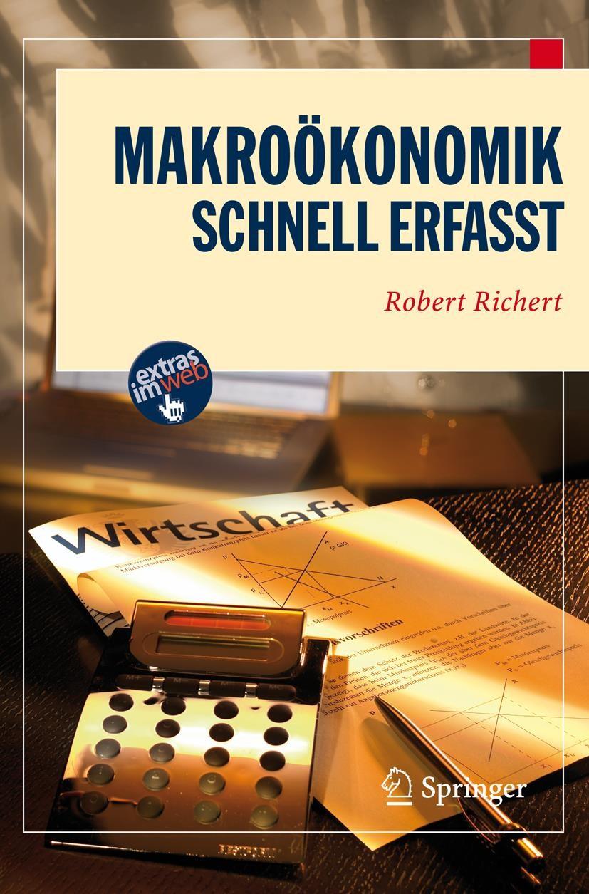 Abbildung von Richert | Makroökonomik - Schnell erfasst | 2007