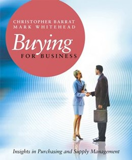 Abbildung von Barrat / Whitehead | Buying for Business | 1. Auflage | 2004 | Insights in Purchasing and Sup...