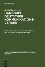 Abbildung von Harras / Proost / Winkler | Lexikalische Strukturen | Reprint 2011 | 2007