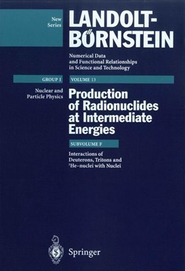 Abbildung von Interactions of Deuterons, Tritons, and 3He-nuclei with Nuclei | 1995 | 13F