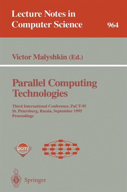 Abbildung von Malyshkin | Parallel Computing Technologies | 1995