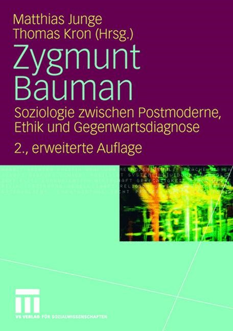 Abbildung von Junge / Kron | Zygmunt Bauman | 2., erweiterte | 2007
