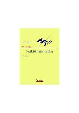 Abbildung von Schöning | Logik für Informatiker | 5. Aufl. 2000. 2., korr. Nachdruck | 2000