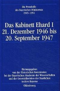Abbildung von Gelberg | Das Kabinett Ehard I | 1999
