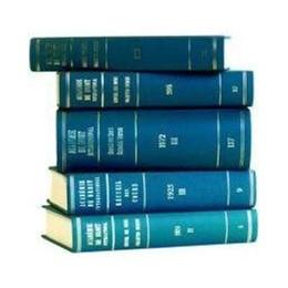Abbildung von Recueil des cours, Collected Courses, Tome/Volume 311 (2004) | 2009 | Volume 311 | 311