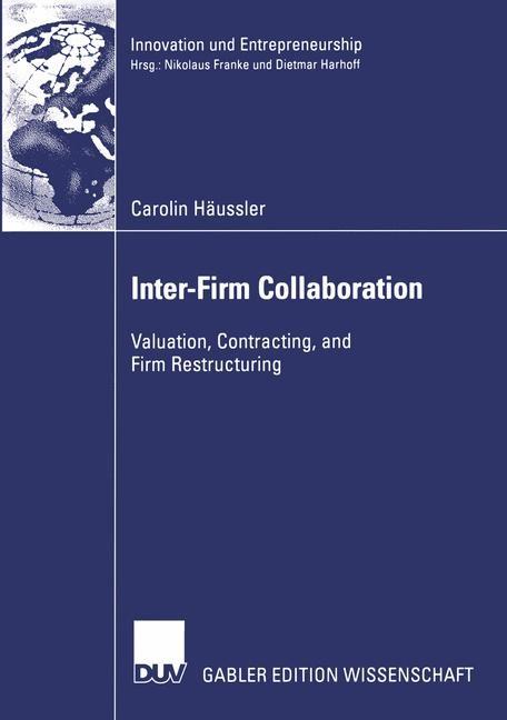 Abbildung von Häussler | Inter-Firm Collaboration | 2005