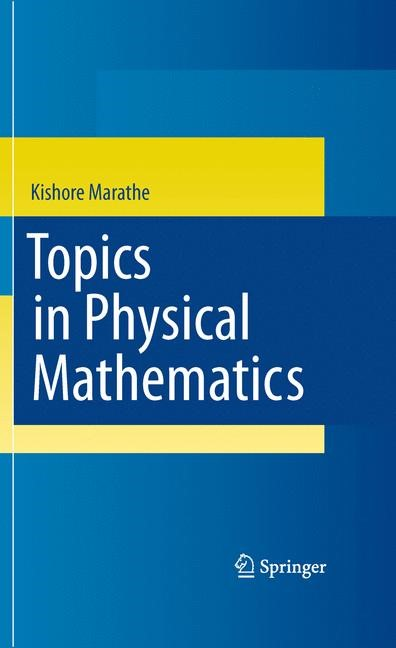 Abbildung von Marathe | Topics in Physical Mathematics | 2010