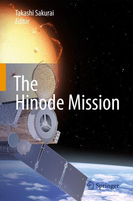 Abbildung von Sakurai   The Hinode Mission   2009