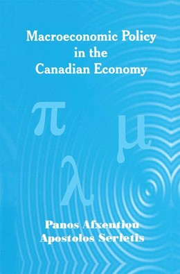 Abbildung von Afxentiou / Serletis | Macroeconomic Policy in the Canadian Economy | 2002