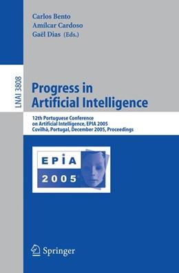 Abbildung von Bento / Cardoso / Dias   Progress in Artificial Intelligence   2005   12th Portuguese Conference on ...