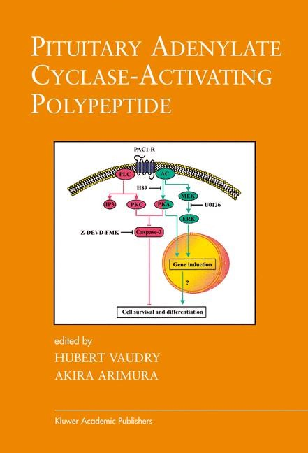 Abbildung von Vaudry / Arimura   Pituitary Adenylate Cyclase-Activating Polypeptide   2002