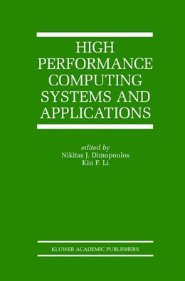 Abbildung von Dimopoulos / Li | High Performance Computing Systems and Applications | 2001 | 657