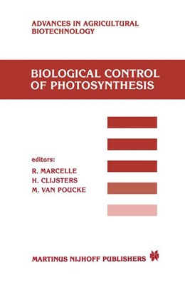 Abbildung von Marcelle / Clijsters / van Poucke | Biological Control of Photosynthesis | 1986 | Proceedings of a conference he... | 19