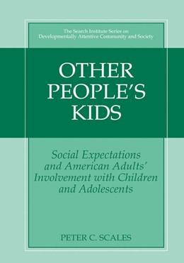 Abbildung von Scales | Other People's Kids | 2003