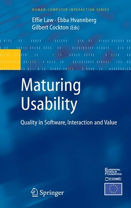 Abbildung von Lai-Chong Law / Hvannberg / Cockton | Maturing Usability | 1st Edition. | 2007 | Quality in Software, Interacti...