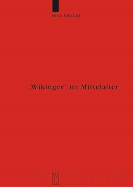 """Abbildung von Krüger   """"Wikinger"""" im Mittelalter   2008   Die Rezeption von """"víkingr"""" m....   56"""