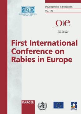 Abbildung von Dodet / Schudel / Pastoret / Lombard | Rabies in Europe | 2006 | 1st International Conference, ... | 125