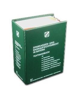 Abbildung von Dülp | Sparkassen- und Bankaufsichtsrecht in Bayern | Loseblattwerk mit 108. Aktualisierung | 2019 | Bayerische Praktiker-Textsamml...