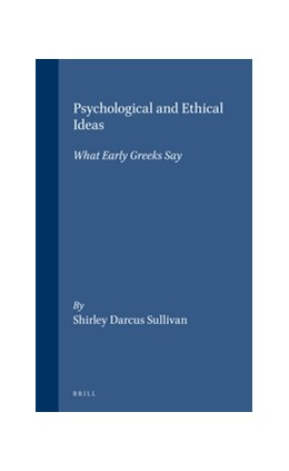 Abbildung von Psychological and Ethical Ideas | 1995 | What Early Greeks Say | 144