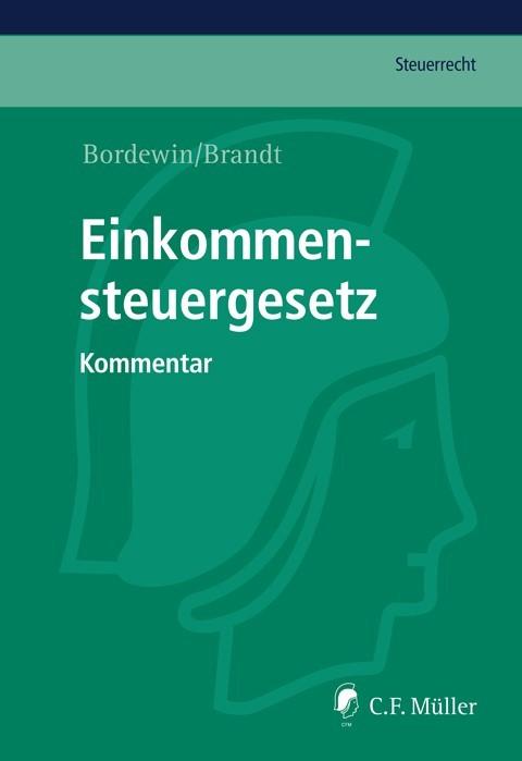 Einkommensteuergesetz • mit Aktualisierungsservice | Bordewin / Brandt | Loseblattwerk mit 412. Aktualisierung, 2010 (Cover)