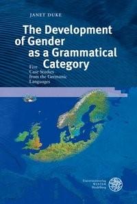 The Development of Gender as a Grammatical Category | Duke, 2009 | Buch (Cover)