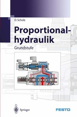 Abbildung von Scholz / FESTO DIDACTIC KG   Proportionalhydraulik   1997