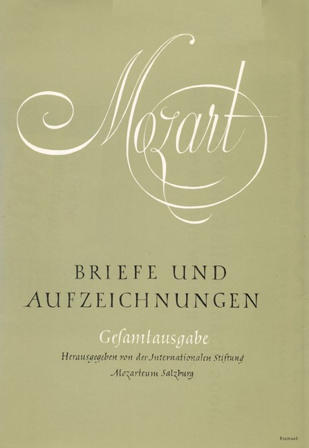 Mozart, 2006   Buch (Cover)