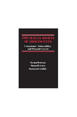 Abbildung von Rodman / Lewis / Griffith | The Sexual Rights of Adolescents | 1988 | Competence, Vulnerability, and...
