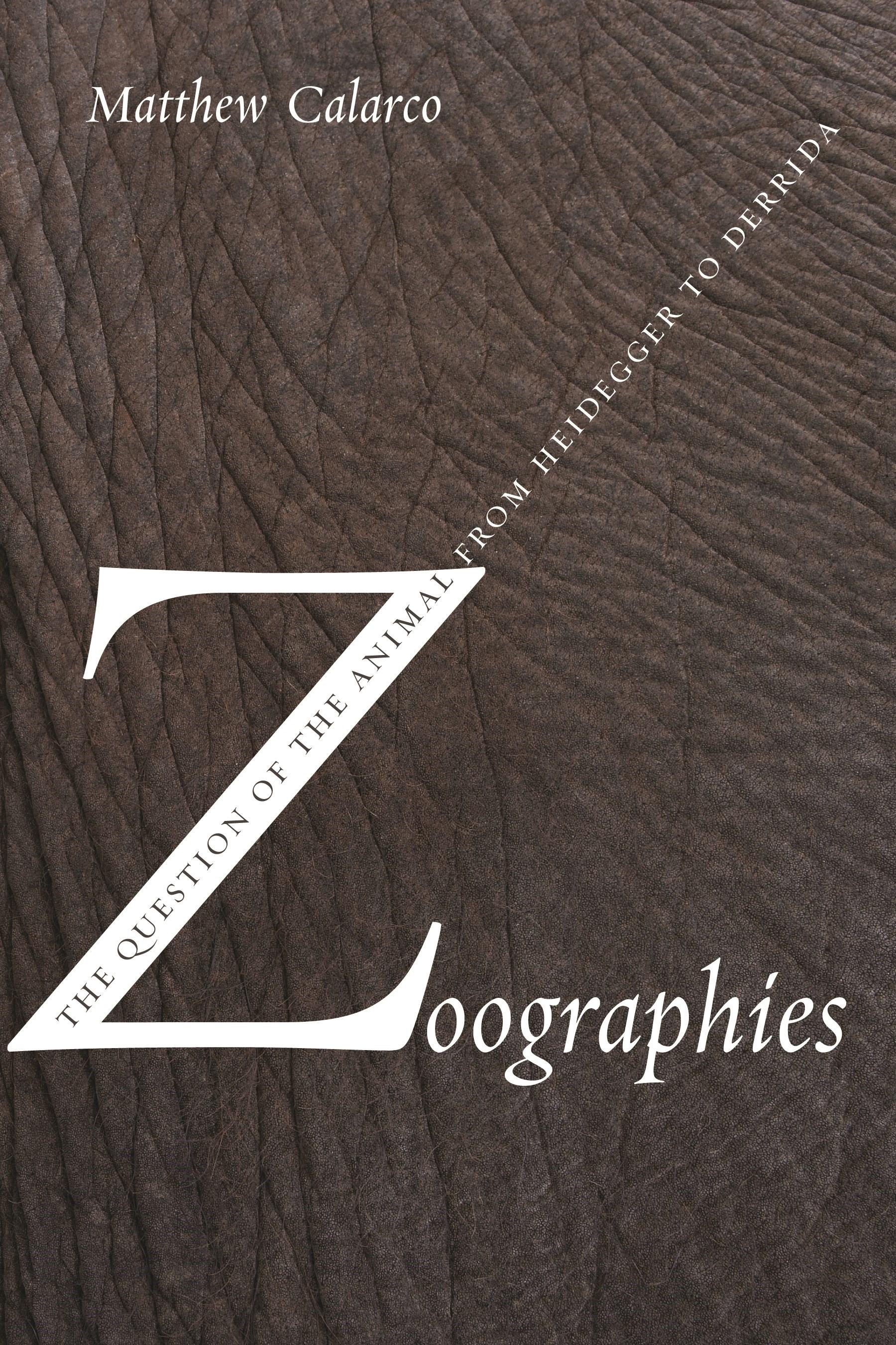 Abbildung von Calarco | Zoographies | 2008