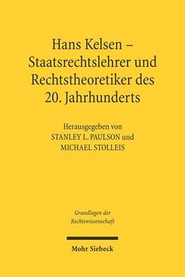 Abbildung von Stolleis / Paulson   Hans Kelsen   2005   Staatsrechtslehrer und Rechtst...   3