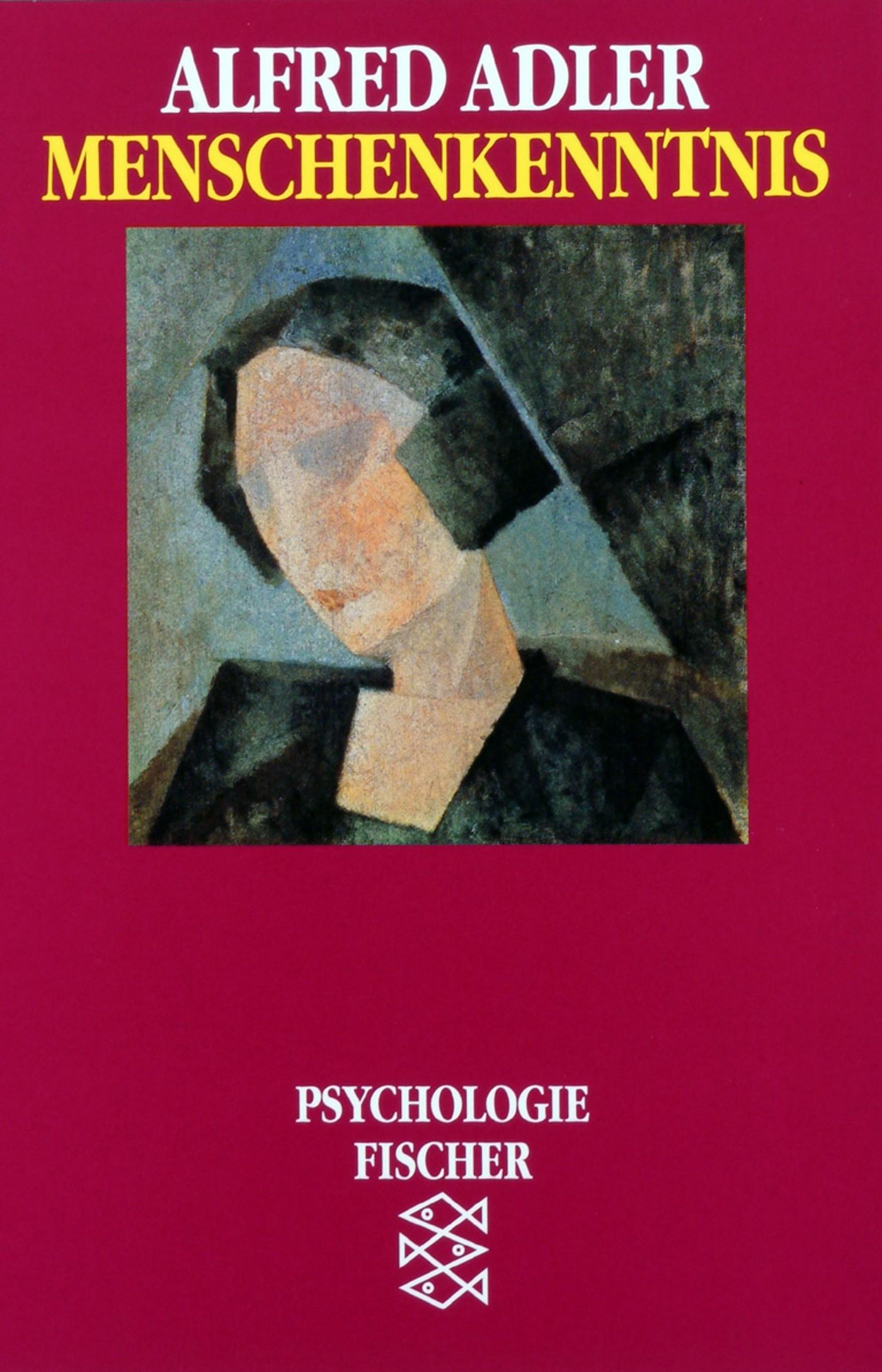 Menschenkenntnis | Adler, 2014 | Buch (Cover)