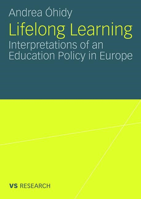 Lifelong Learning | Óhidy, 2008 | Buch (Cover)