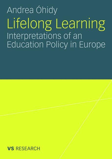 Lifelong Learning | Óhidy, 2008 | Buch (Cover)