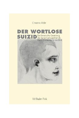 Abbildung von Abbt   Der wortlose Suizid   2006   Die literarische Gestaltung de...