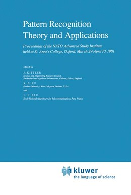 Abbildung von Kittler / Fu / Pau | Pattern Recognition Theory and Applications | 1982 | Proceedings of the NATO Advanc... | 81